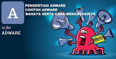 Pengertian Adware, Contoh Adware, Bahaya Adware Serta Cara Mengatasinya