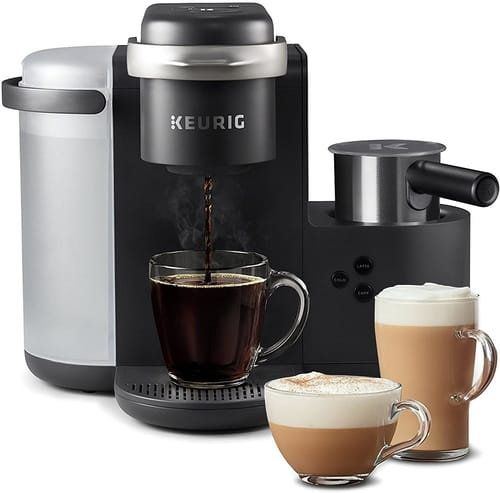 Keurig K-Cafe Single Serve K-Cup Pod Coffee Maker