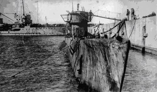 submarinos nazis