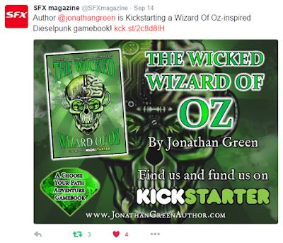 Jonathan Green Author September 2016