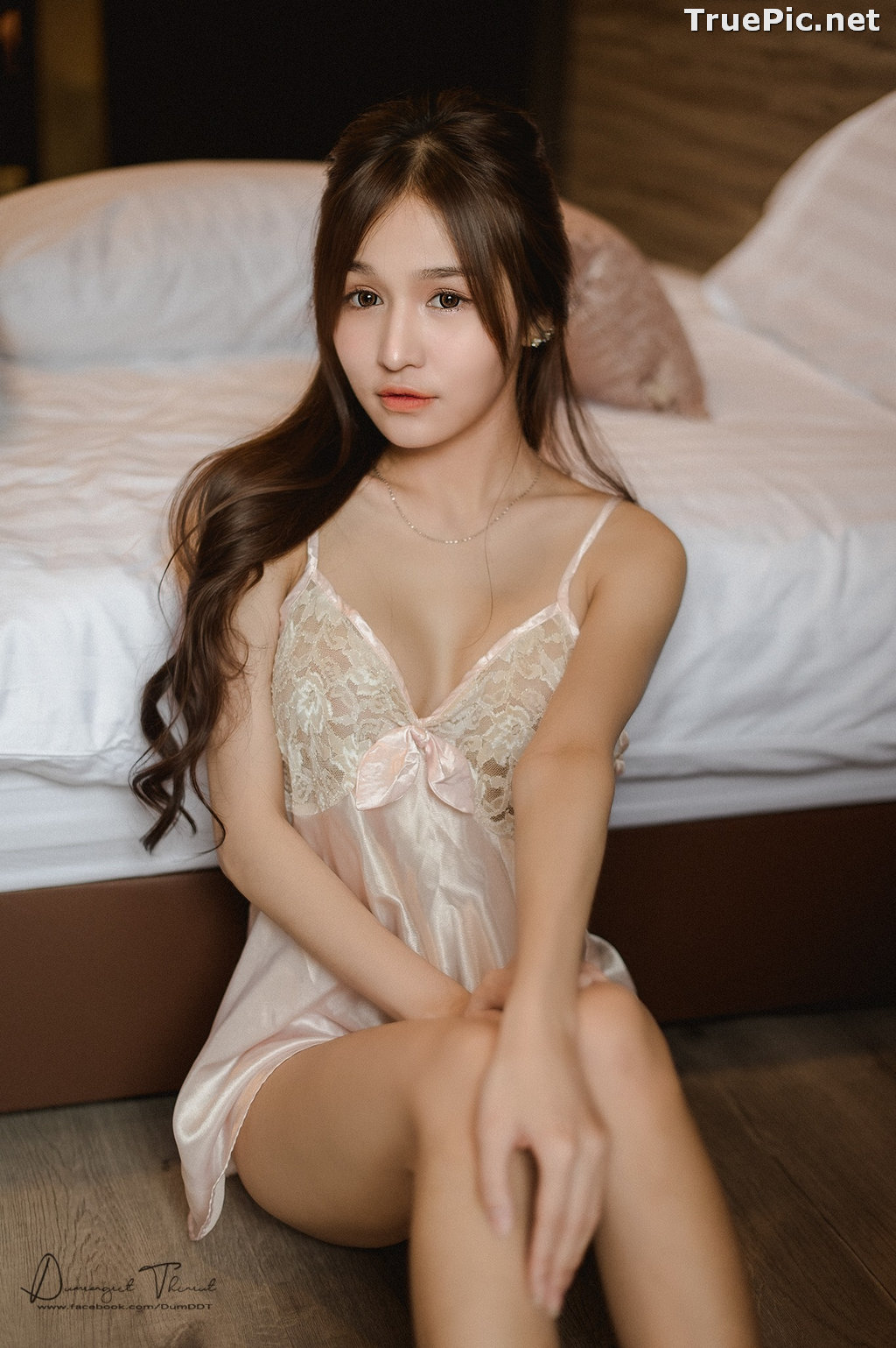Image Thailand Model - Patcharaporn Chaopitakwong - Cute Girl Pajamas - TruePic.net - Picture-6
