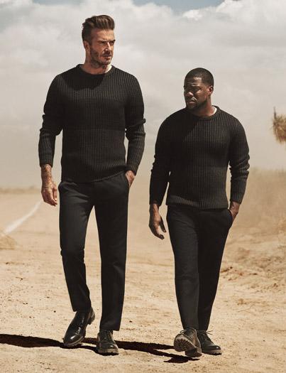 colección moda masculina H&M David Beckham