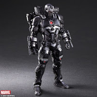 "Preview de War Machine de ""Iron Man"" - Square Enix Play Arts Kai"
