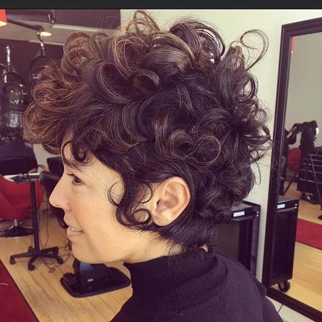 curly hair black hair 2019