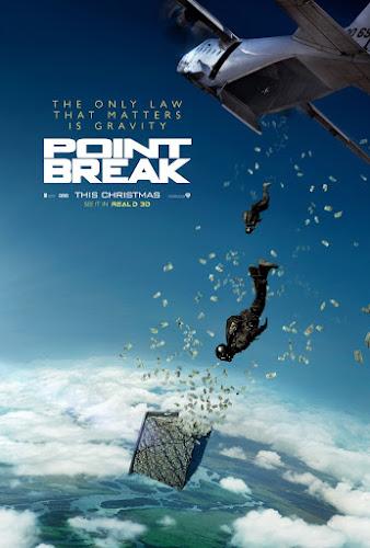 Point Break (BRRip 1080p Dual Latino / Ingles) (2015)