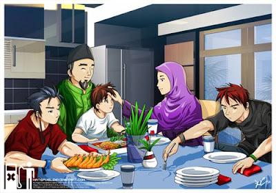 peran wanita bisa memasak sangat penting bagi keluarga