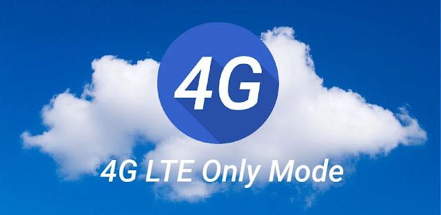 برنامج تثبيت 4G للاندرويد تنزيل شبكة 4G 4G LTE only Force LTE Only 4G only 4G Switcher كود 4G 4G LTE Switch