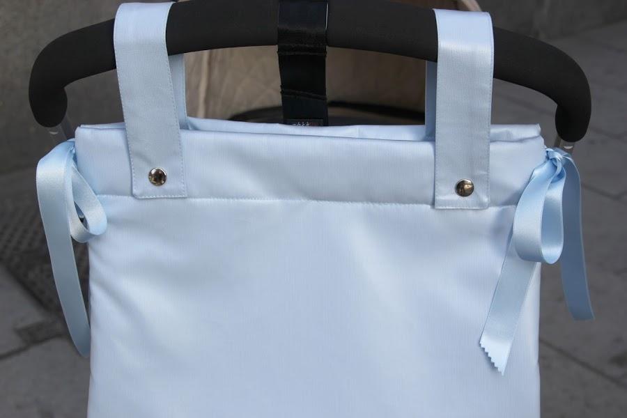 DIY bolso panera