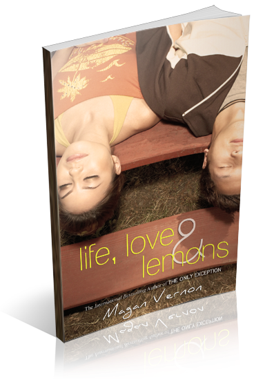 Blitz Sign Up: Life, Love, & Lemons by Magan Vernon