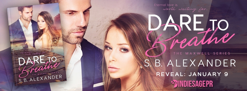 Dare To Breathe Cover Reveal