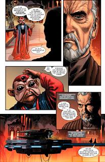 El conde Dooku en Star Wars - Era de la República: Villanos