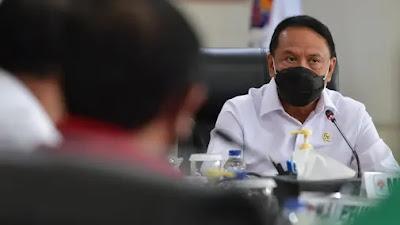 Menpora Targetkan Indonesia Masuk 5 Besar Pada Olimpiade 2044