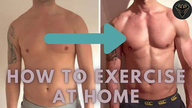 How To Exercise At Home | Fitness Articles