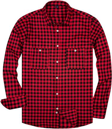 Flannel Shirts For Men Under $50