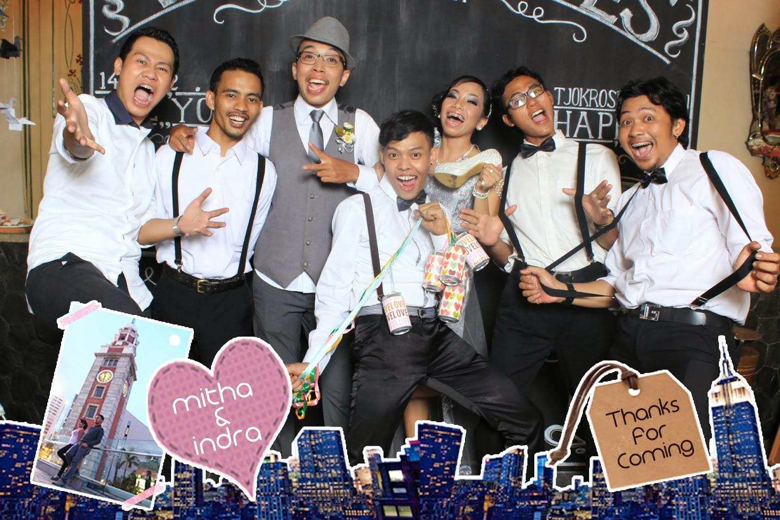 Booth Pernikahan Seruuuu Di Jogja