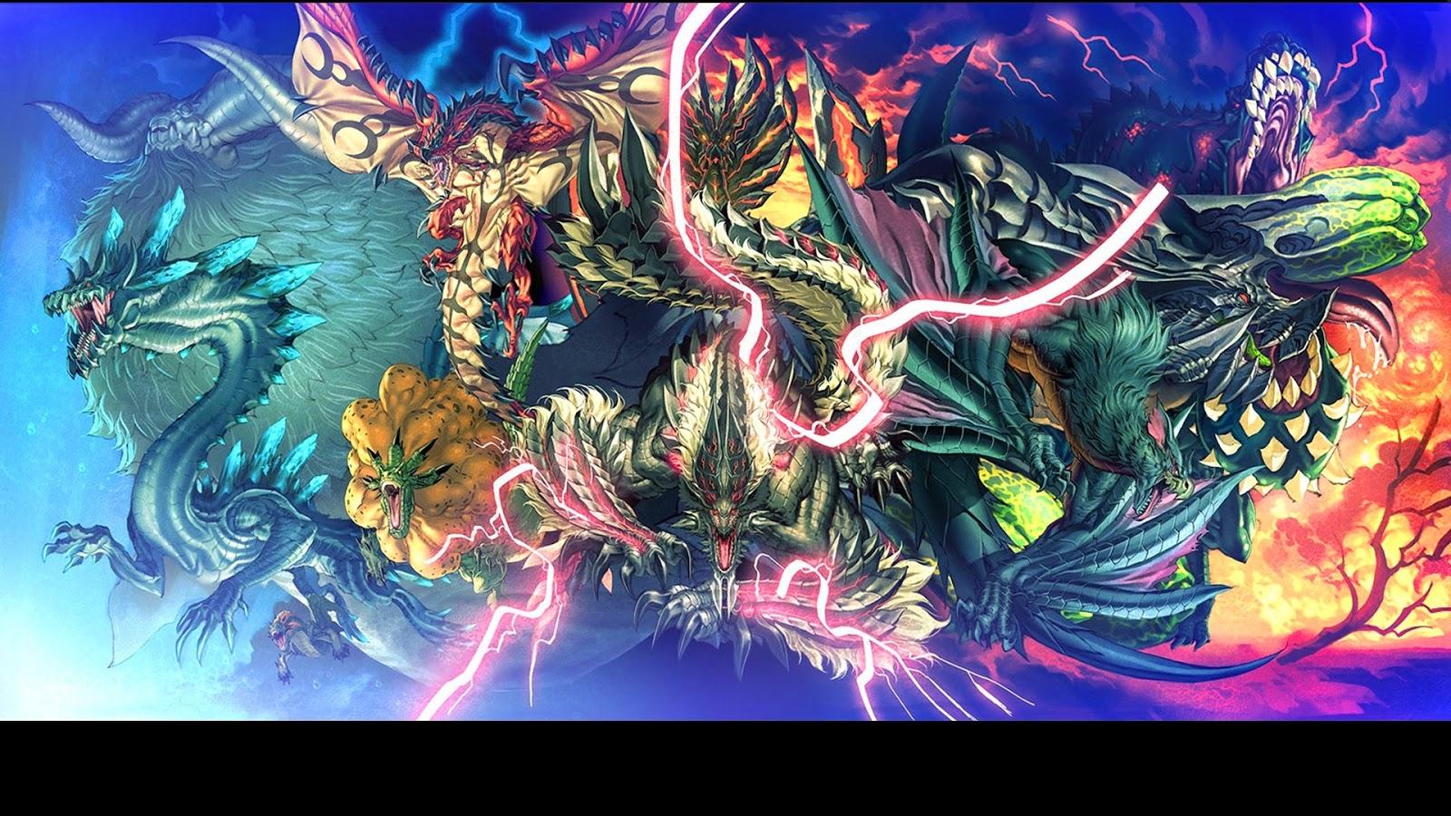 Monster Hunter Wallpapers for Phones