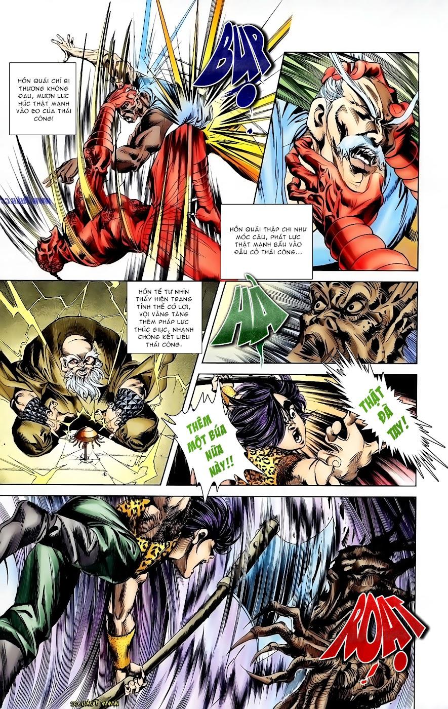 Cơ Phát Khai Chu Bản chapter 106 trang 25