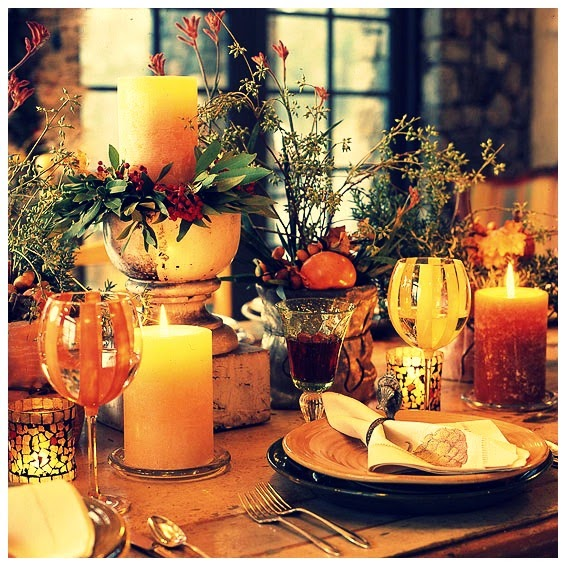 Thanksgiving Table Settings Pinterest: The Colours Of India: I'm Thankful
