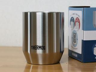 サーモス 真空断熱カップ360ml ステンレス JDH-360