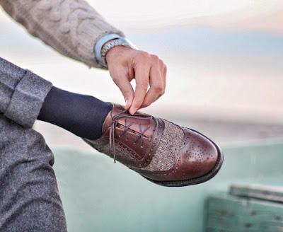 zapatos en falabella de hombre