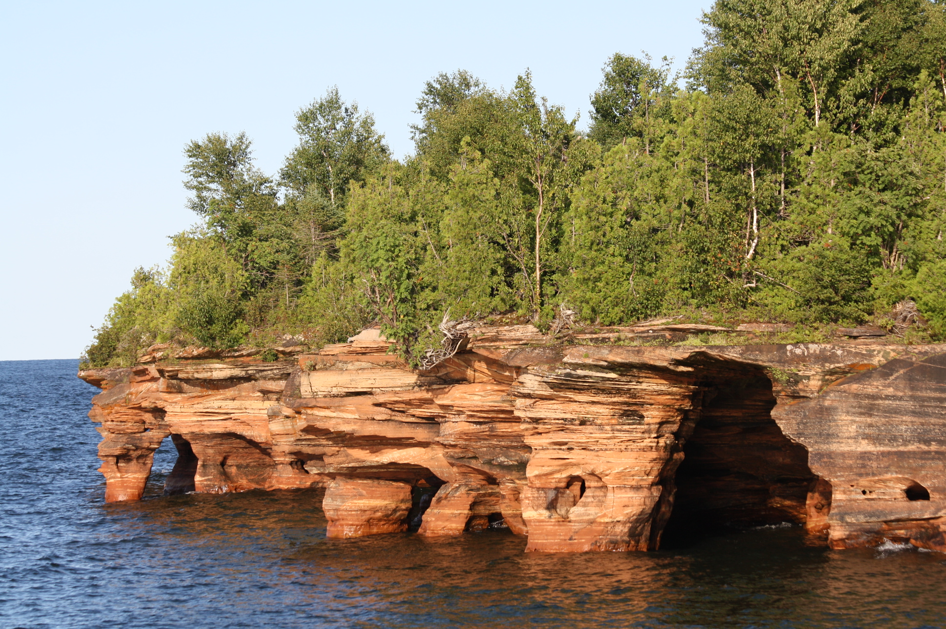 Devil's Island Wisconsin