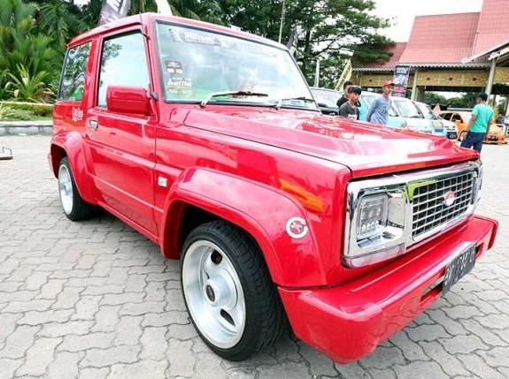 gambar mobil feroza modifikasi klasik