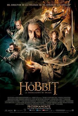 bajar El Hobbit 2: La desolación de smaug gratis, El Hobbit 2: La desolación de smaug online