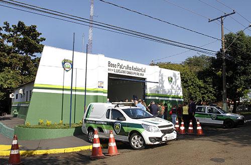 Patrulha Ambiental da Guarda Civil Municipal de Ribeirão Preto ganha sede própria