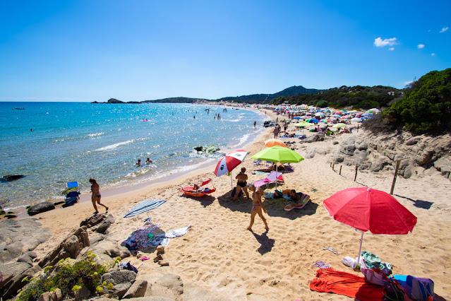 Spiaggia di Su Giudeu