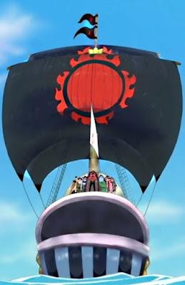 กลุ่มโจรสลัดพระอาทิตย์ (Sun Pirates)