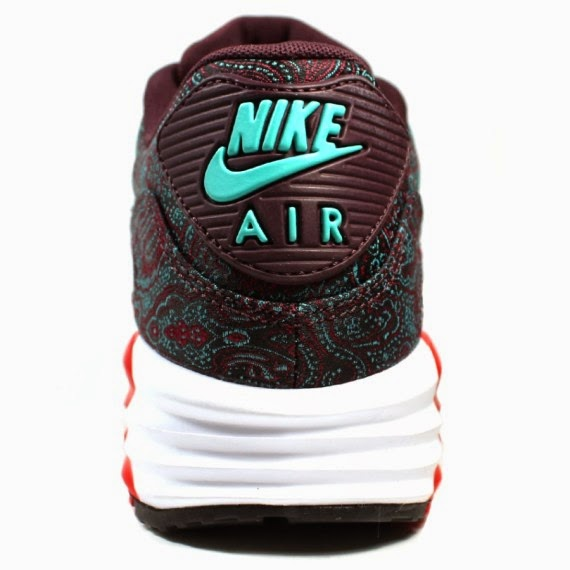 "sports shoes 9390f 945c6 MichaelJordanbloger  Nike Air Max Lunar90 ""Paisley"""