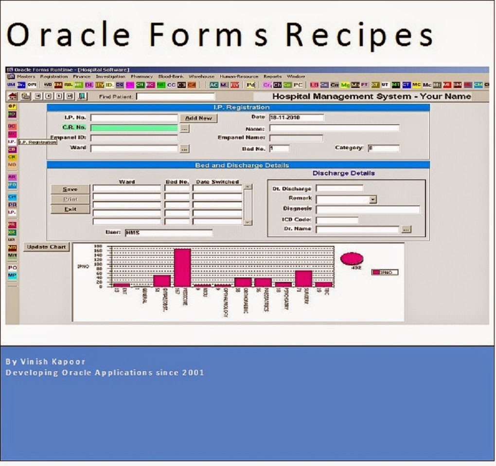 Oracle form download