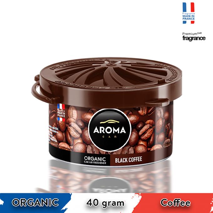 Sáp thơm ô tô Aroma Car Organic 40g - Black Coffee