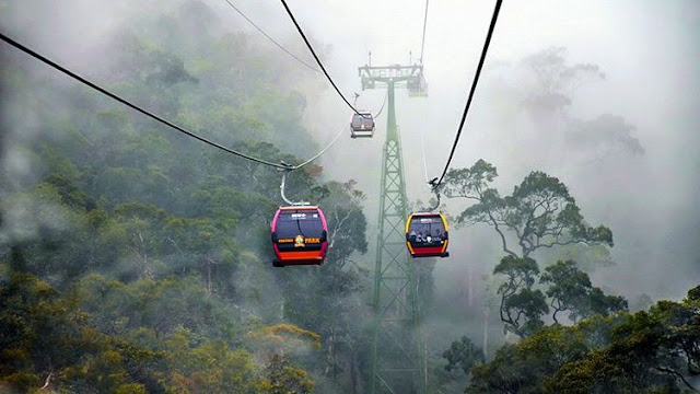 Pro Kontra Rencana Pembangunan Kereta Gantung di Gunung Rinjani
