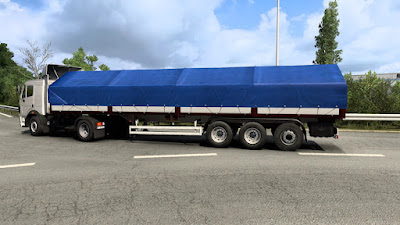 Semitrailers Pack V1.1 by Ralf84 & Scaniaman1989 1.1 - ETS2 1.41