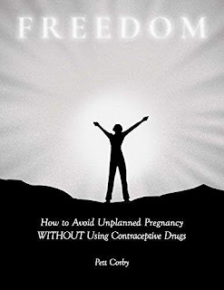 How to Avoid Unplanned Pregnancy WITHOUT Using Contraceptive Drugs - non-fiction book promotion Pett Corby