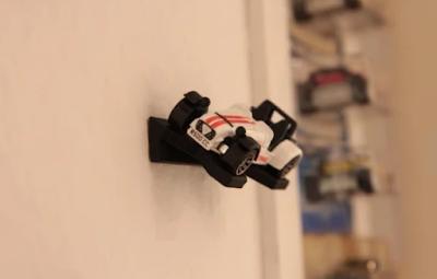 Hot Wheels soporte exhibidor para pared