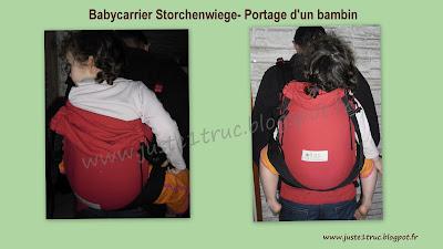 test babycarrier storchenwiege meï-taï meitai babywearing portage avis mesures bretelles hybride clip boucle sangle bambin tablier