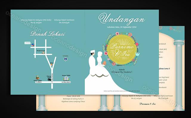 jasa desain undangan pernikahan