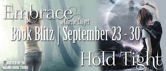 "Book Blitz: ""Embrace"" and ""Hold Tight"" by Cherie Colyer + GIVEAWAY!"