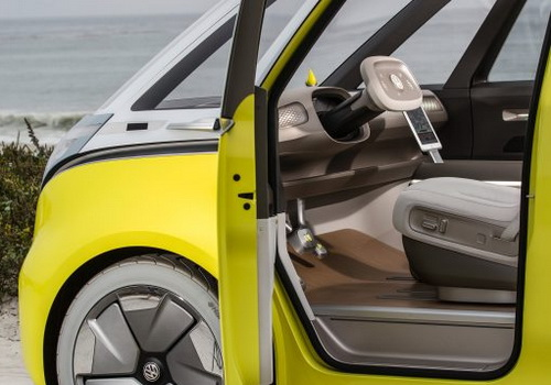 Tinuku.com Volkswagen I.D. Buzz officially to production in 2019