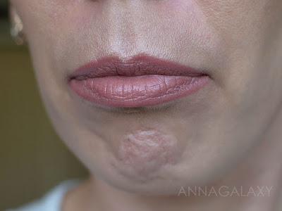 Симпатичный оттенок Губная помада Lamel Insta Girl lipstick 101 Pink Latte