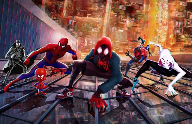 """Revelada data de lançamento de """"Homem-Aranha no Aranhaverso 2"""""""