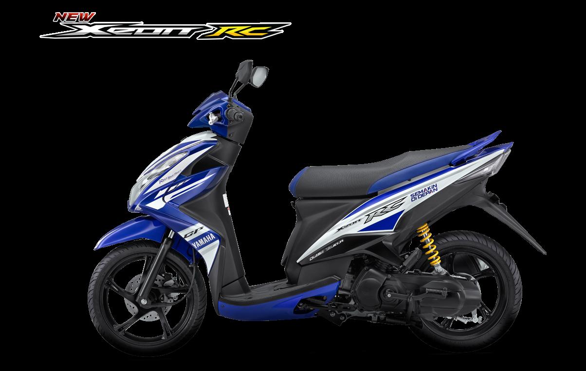Kredit Motor Yamaha Xeon RC GP Livery