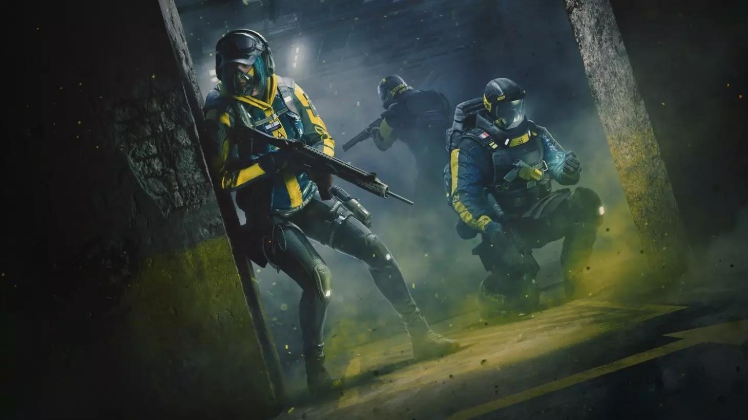 Rainbow Six Extraction - Ubisoft Forward 2021