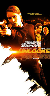 Unlocked to open in cinemas nationwide this Friday