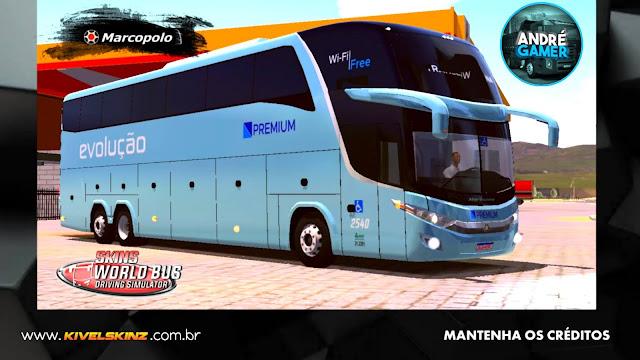 PARADISO G7 1600 LD - VIAÇÃO EVOLUÇÃO TURISMO