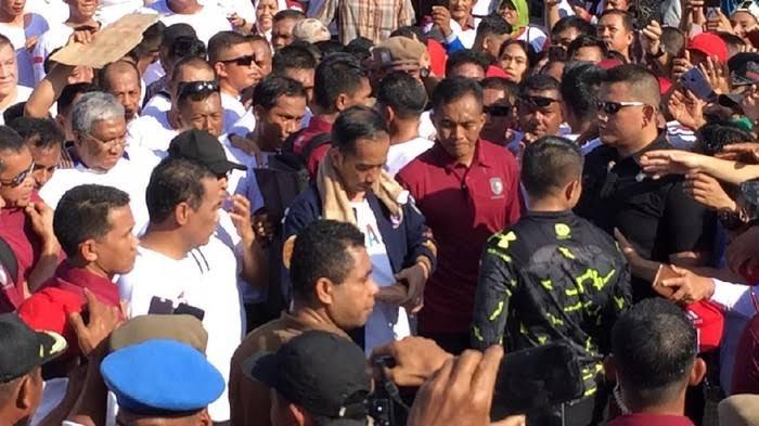 Malapetaka Metode Blusukan ala Jokowi dalam Kampanye Politik