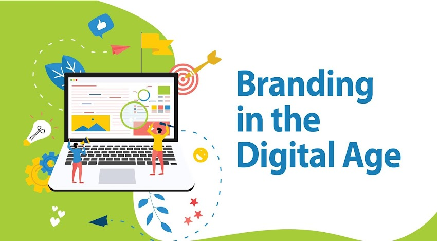 Branding to succeed in the new digital age