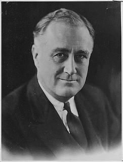 Gambar Franklin D. Roosevelt